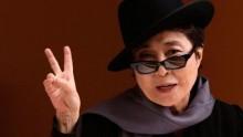 """Yoko Ono, """"l'artista sconosciuta piu' famosa"""""""