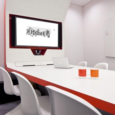 Google engineering head quarters di londra ufficio o for Ufficio architetto design