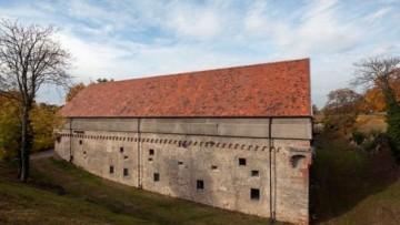 L'antica fortezza della citta' e' la nuova sede del Museo di Russelsheim
