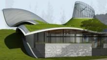 Il Botanical Garden Visitor Centre Van Dusen di Vancouver