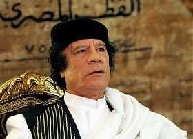 Laurea honoris causa a Gheddafi?