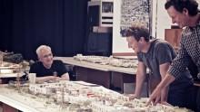 Frank Gehry per i nuovi uffici di Facebook