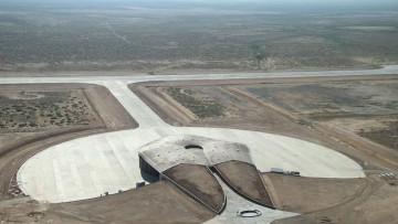 Spaceport America verso il completamento