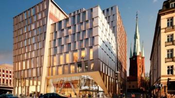 3XN per la futura Stockholm City Station