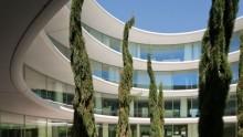 I nuovi uffici della Uefa in Svizzera