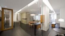 Wu Residence, l'appartamento trasparente