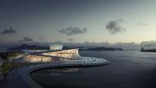 L'Opera House di Busan sara' realizzata da Snohetta