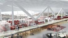 Rem Koolhaas per la Biblioteca Nazionale del Qatar