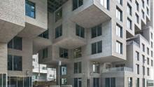 La nuova sede Dnb a Oslo, progettata da Mvrdv