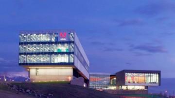 Il Campus 'aperto' di Adobe nello Utah