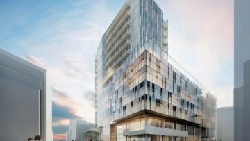 Richard Meier ridefinisce l'edificio a corte