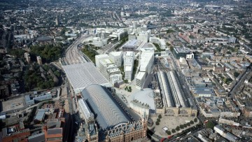 Google sceglie King's Cross per la nuova sede londinese