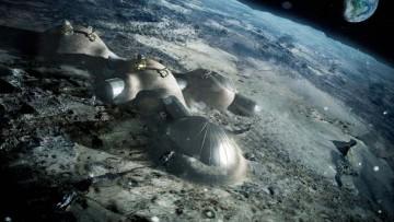 Norman Foster svela la sua architettura per la Luna