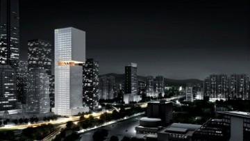 Oma progetta un secondo grattacielo per Shenzhen