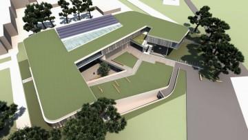 """La """"scuola 2.0"""", innovativa e 'aperta' fin dal progetto architettonico"""