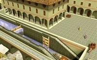 La città di Leonardo ricostruita