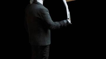 Lo sguardo di Karl Lagerfeld per Cassina