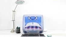 Da iMac G3 a cuccia per gatti