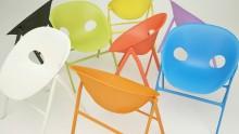 La sedia Turtle vince l'Infiniti Design De-contest