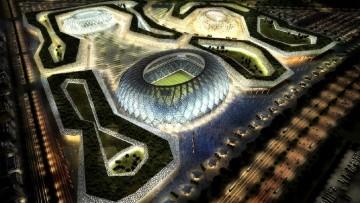 Aecom e Zaha Hadid per lo stadio di Qatar 2022