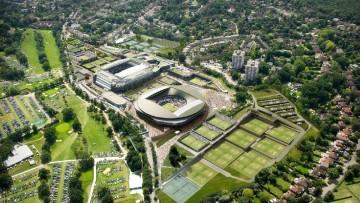 Wimbledon nel futuro, il masterplan di Grimshaw Architects