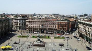 Cercasi idee per le aiuole di Piazza Duomo a Milano