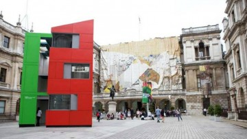 Richard Rogers porta la sua casa low cost alla Royal Academy