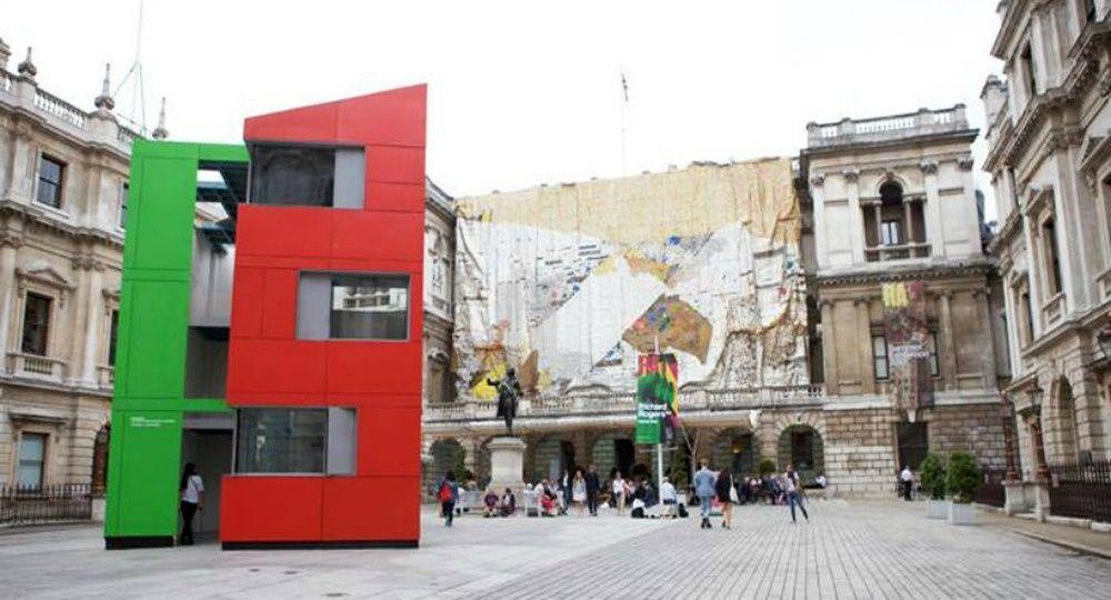 Richard rogers porta la sua casa low cost alla royal - Architetto porta ...
