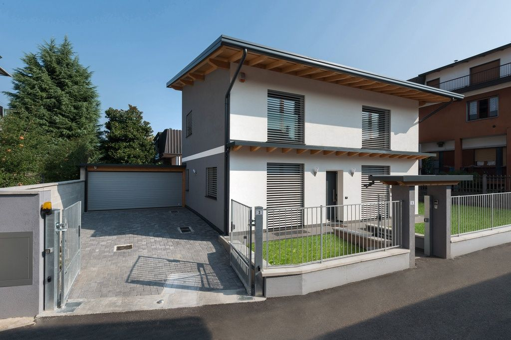Lo standard passivo mediterraneo per una casa nel - Architetto per ristrutturazione casa ...
