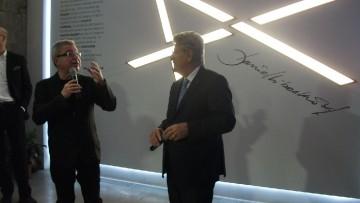 E' in arrivo la luce biodinamica firmata Libeskind