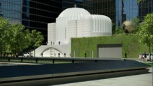 Calatrava per la chiesa greco-ortodossa distrutta l'11 settembre 2001