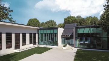 A Corsico il primo edificio italiano Leed Platinum, e' Habitat Lab