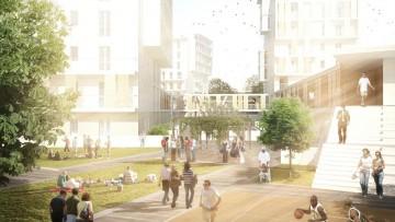 A Milano il social housing e' in classe A, per un abitare sostenibile e collaborativo