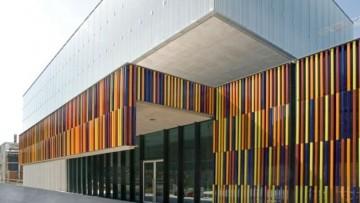 Mast, un progetto architettonico d'avanguardia per i giovani imprenditori