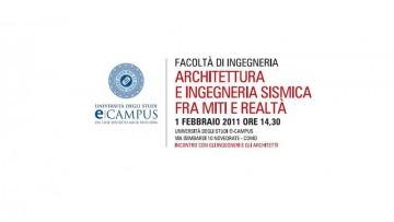 Architettura e Ingegneria sismica fra miti e realtà