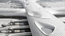 Lo Shenzhen Bao'an International Airport disegnato da Studio Fuksas e' pronto