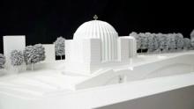 """Santiago Calatrava ai Musei Vaticani con """"Le metamorfosi dello spazio"""""""