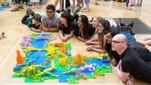 Una gara di Lego per i finalisti dello Stirling Prize 2014