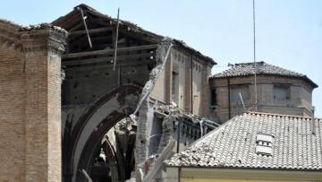 Beni culturali colpiti dal sisma, problematiche e prospettive al Salone del Restauro