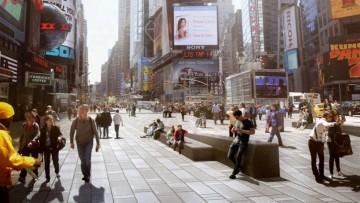Snohetta firma la nuova Times Square