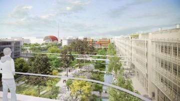 Renzo Piano realizzera' un campus bioclimatico a Parigi