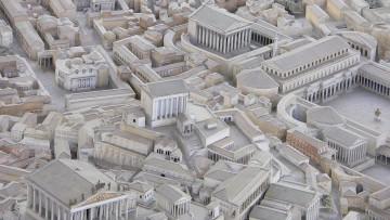 Il Museo della civilta' romana verso il restauro