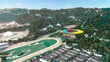 Per Richard Rogers lo stadio di Caracas e' un 'esordio' nel calcio
