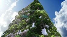Clearpoint Residences, un giardino verticale di 46 piani