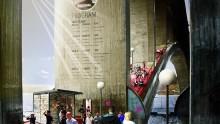 Riqualificare il ponte trasformandolo in galleria d'arte all'aperto
