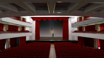 Restauro del Teatro Lirico a Milano, presentato il progetto
