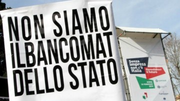 Le imprese marciano su Roma: 'Riprendiamoci il futuro'