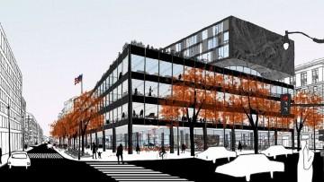 "La ""Martin Luther King Memorial Library"" di Mies Van der Rohe si evolve"