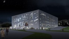Bernard Tschumi presenta il progetto definitivo per Anima