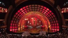 Notte degli Oscar 2014, l'architettura del Dolby Theatre